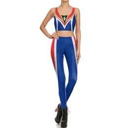 $enCountryForm.capitalKeyWord UK - explosion cosplay fashion suit stretch leggings Altman digital printing vest two-piece