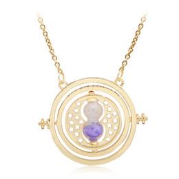 Necklace harry potter online shopping - Harry Time Turner Potter Necklace Hourglass Vintage Pendant Hermione Granger Gold Silver Necklace