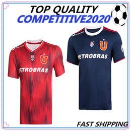 655826e571d Chile Home Jersey NZ - 2019 2020 thailand Universidad de Chile home soccer  jerseys away blue