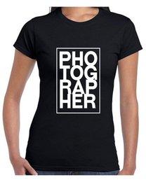 $enCountryForm.capitalKeyWord Australia - Photographer T Shirt Photo Image Canon Nikon Dslr Digital Camera Gift Tee Top