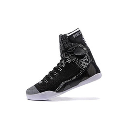 kobe basketball shoes elite 2019 - Cheap Mens what the kobe 9 IX elite high top basketball shoes Christmas Red Black White Blue Grey Easter KB sneakers for