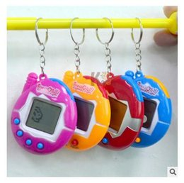Vintage Toys For Wholesale Australia - Electronic Pet Toys Girls Boys Toys Pets Funny Toys Vintage Virt 49 Pets in 1 Virtual Cyber Pet Toy Tamagotchi Digital Pet For