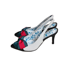 Опт женские туфли на высоком каблуке 7,5 см свадебные туфли женские острым носом ремешок босоножки на шпильках кожаные сандалии насос дизайнерские сандалии Sandalen
