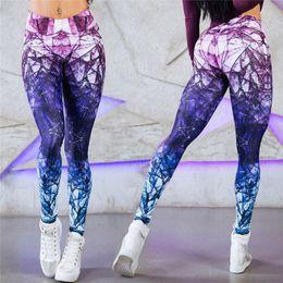$enCountryForm.capitalKeyWord Australia - Women Yoga High Elastic Fitness Sport Leggings Tights Slim Running Sportswear Sports Pants Quick Drying Training Trousers C19042401