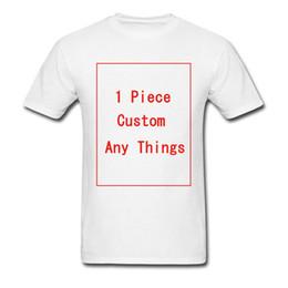 $enCountryForm.capitalKeyWord Australia - Custom Men Tshirts 1 Piece Design Male Tops Tees Ad Company 3D Print 100% Cotton T-shirts Logo Letter Gift White Black T Shirts