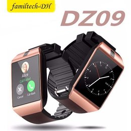 $enCountryForm.capitalKeyWord Australia - DZ09 Smart Watch Dz09 Bluetooth Smart Watches Android Smartwatches SIM Intelligent Mobile Phone Watch With Sedentary Reminder Answer Call