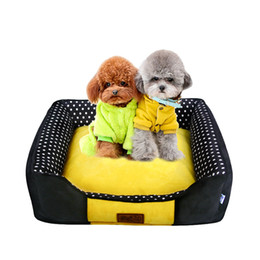 $enCountryForm.capitalKeyWord Australia - New Princess Dog Cat Bed Pet House Sleeping Bag Dog Nest Tag With Pillow Puppy Cushion Kennel Sofa Cama Perro
