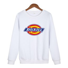 Wholesale New Fashion Women men Round collar fleece Jacket Students Sweatshirts pullover Brand Unisex Casual coat tops