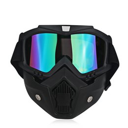 Racing motoR spoRt online shopping - Ski Sport Retro Motorcycle Goggles Vintage Glasses Motorbike Motor Goggles Scooter Bike Racing Goggles