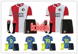 $enCountryForm.capitalKeyWord Australia - kids kit 2019 2020 Feyenoord soccer jerseys 11 LARSSON 32 V.PERSIE 19 BERGHUIS 10 VILHENA 9 JORGENSEN football CHILDREN SHIRT socks