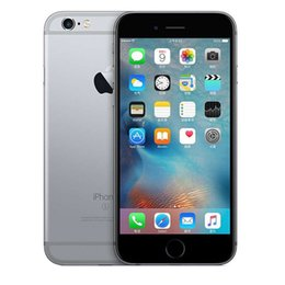 Iphone Refurbished 16gb Australia - Original Apple iPhone 6s 16GB 64GB 128GB iOS 9.0 A9 Quad Core Cell phone with touch ID refurbished unlocked cell phones 4g