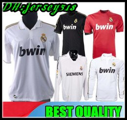 815d27269ae Kaka Soccer Jerseys Canada - 2011 12 Real Madrid Retro Home Soccer Football  Jersey Sergio Ramos