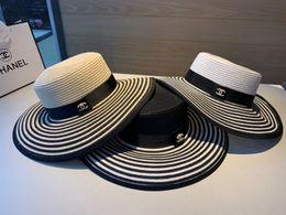 $enCountryForm.capitalKeyWord Australia - 2019 Spring and summer new flat top hats for women goddess high quality Light breathable Sunshade casual wild