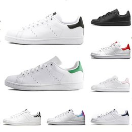 Cheap laCe up sandals online shopping - Hot Sell New Originals Stan Smith Shoes Cheap Women Men Sneakers Casual Leather fashion luxury mens women designer sandals shoes