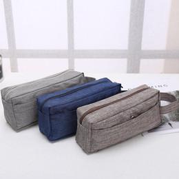 $enCountryForm.capitalKeyWord Australia - Old Cobbler direct deal Customized logo Cosmetic Bag Washed cloth Outdoor sport Zipper handbag fashion Storage bag wholesale Wash bag