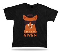 b3c18773413 Zero fox given Animal unisex uniques t shirt suit hat pink t-shirt RETRO  VINTAGE Classic t-shirt size discout hot new tshirt