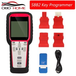 $enCountryForm.capitalKeyWord Australia - New Super SBB2 Key Programmer Oil service Reset TPMS EPS BMS Handheld Scanner More Function than old SBB and CK100 Free Shipping
