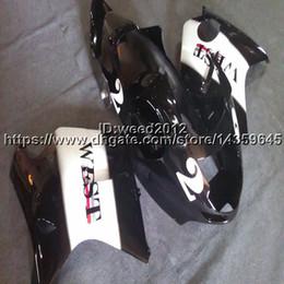 Cowl Fairing Australia - Custom+Screws Injection mold west black motorcycle cowl for HONDA CBR1100XX 1997 1998 1999 2000 2001 2002 2003 motorcycle Fairing hull