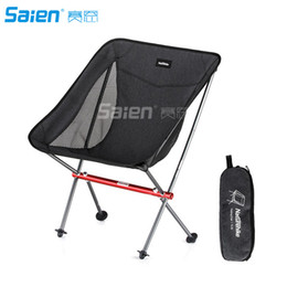 foldable camp chair Australia - Portable Camping Chair - Compact Ultralight Folding Backpacking Chairs, Small Collapsible Foldable Packable Lightweight Backpack Chair