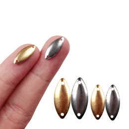 jigs lures for fishing Australia - ports & Entertainment 100pcs Trout Spoon Baits Fishing Lures Wobblers Sequins Metal jig Mini lure without Hook For Carp Fishing Topwater ...