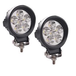 "$enCountryForm.capitalKeyWord Australia - 4.5"" Inch 18W Round LED Work Light Lamp 12 V 24V Spotlights Truck Offroad 4x4 SUV ATV 4WD LED Working Light"