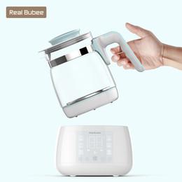 Electric Hot Warmer Australia - Constant temperature milk conditioner baby milk warmer automatic hot pot intelligent keep warm milk processor