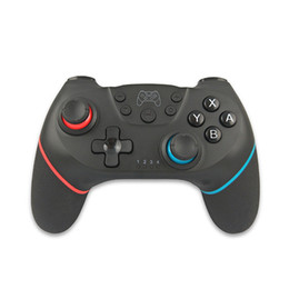 $enCountryForm.capitalKeyWord Australia - Wireless Bluetooth Gamepad Game joystick Controller For Nintend Switch Pro Host With 6-axis Handle