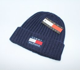 ab9d9e520af 1pc Designer Drake Ovoxo Winter Warmer Hat Skullies Slouchy Beanies Unisex  Knitted Hat Mens And Womens Skull Hip Hop Cap Hair Bonnets