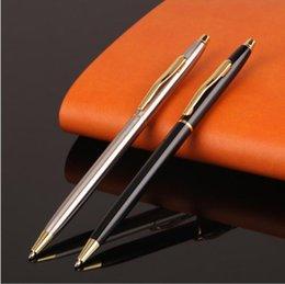 Xiaogaoshi металлическая двухцветная шариковая ручка бизнес-отель подарок реклама ручка на заказ логотип поколения на Распродаже