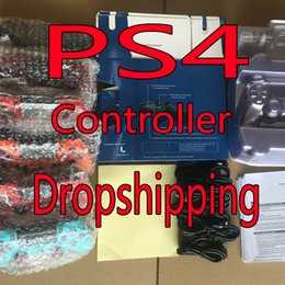 PS4 sem fio Game Controller ps4 Bluetooth jogo controlador joystick gamepad PlayStation 4 joypad para Video Games Bem-vindo transporte da gota em Promoção