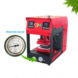 $enCountryForm.capitalKeyWord Australia - 20 Tons Of Electric Auto Rosin Press Rosin Tech Press Machine with Display PURE ELECTRIC Auto Dual Heat Plates Dual Heat Plates AR1701