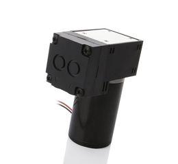 Micro Oil Australia - 24V Good Quality Continuous Working High Pressure PTFE Diaphragm Micro Vacuum Pump Small Piston Pump Fluid Transfer Pump