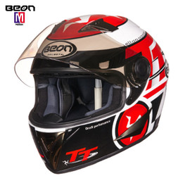 $enCountryForm.capitalKeyWord NZ - BEON B-500 motocross motorbike off road racing Helmet motorcycle full face helmet with sunviosr from china for sell