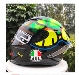 $enCountryForm.capitalKeyWord NZ - Little tortoise green helmet Motorcycle empennage helmet full face cross-country