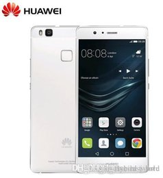 "huawei google phone 2019 - Original Huawei G9 Mobile Phones 4G LTE Hisilicon Kirin 650 Octa Core 3GB RAM 16G ROM 5.2"" Dual SIM Android 13.0MP"