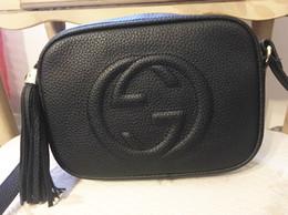 Crossbody baCkpaCk handbag online shopping - New Fashion Women Designer Luxury Handbags Purses Soho Disco Backpack Wallets Crossbody Bags