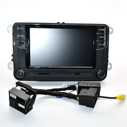 "B Touch Mobile Phone UK - Car dvd Desay 6.5"" MIB Radio RCD330 Plus for VW Golf 5 6 Tiguan Passat polo 5GG 035 280 D 6RD 035 187 B"