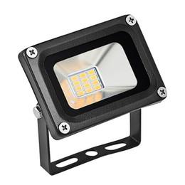 $enCountryForm.capitalKeyWord Australia - 2PCS NEW 10W 12V LED Floodlights Spotlight Led Search Light Outdoor Lamp 12 Volt Coldwhite Floodlight for Garden Street Square