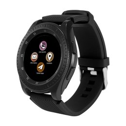 $enCountryForm.capitalKeyWord UK - Z4 Bluetooth Smartwatch Wristband Android Smart Watch With Camera TF SIM Card Slot Gift Watches Strap With Retail Package
