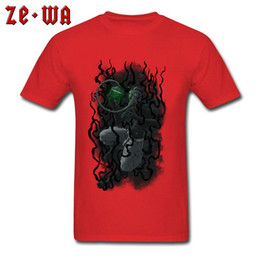 Discount airsoft clothing - mens designer clothes brand polo Last Breath Tops Tees Funky Men T Shirt Street Style Diver Tshirt O Neck Human Printing