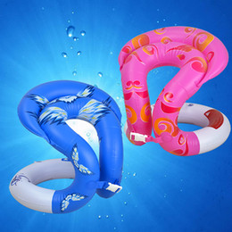 Inflatable Pools Sale Australia - Hot Sales Back PVC Life Jacket Summer Wearable Floating Tube Rings Pool Water Swimming Inflatable Security Vest