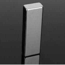 Neodymium Disc Magnets N52 Australia - 60 x 20 x 10mm N52 Block Magnets Super Strong Cuboid Rare Earth Neodymium Magnets 60mm x Magnet High Quality