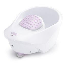 Wholesale Electric Manicure Bowl for Nail SPA with Air Bubble Vibrational Portable Nail Massage Relaxtion Skin Care Soaker Air Bubble Nail Polish Gel