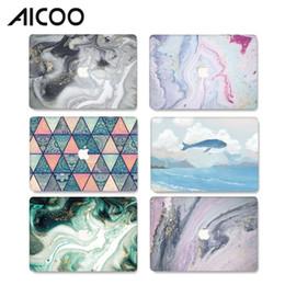 AICOO Новый красочный чехол для Macbook Полностью защитный чехол для Retina 15.4 13.3 Pro 15.4 13.3 OPP