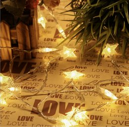 $enCountryForm.capitalKeyWord Australia - 5M 50LEDs AA Battery Operated waterproof Led String Mini LED Copper Wire String Fairy Light Holiday Home Party Decoration Light