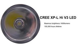 Linterna Flashlight Australia - Single Mode Hunting Led Flash Light Manta Ray C8 XP-L HI V3 Linterna Rechargeable Led Torch Flashlight