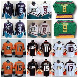 a7e1a34ea 2016 Stadium Series Anaheim Ducks Jerseys Hockey 10 Corey Perry 15 Ryan  Getzlaf 17 Ryan Kesler 8 Teemu Selanne 9 Paul Kariya