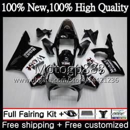 $enCountryForm.capitalKeyWord Australia - Body For HONDA Black west ! CBR900RR CBR 954 RR CBR900 RR CBR954RR 02 03 41PG3 CBR954 RR CBR 900RR CBR 954RR 2002 2003 Fairing Bodywork