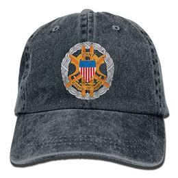 $enCountryForm.capitalKeyWord Australia - 2019 New Wholesale Baseball Caps Mens Cotton Washed Twill Baseball Cap US Army Retro Joint Chiefs of Staff Emblem Hat