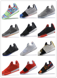f5aea3d23a0f 2019 Best Quality Harden 3 Vol.3 BHM Limited Bluish Green Sports Basketball  Shoes Cheap Sale 3S One Mens Training Sneakers Size 40-46